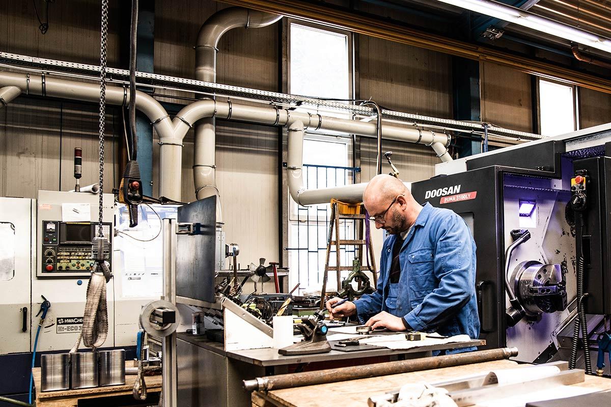 Maschinenbau - Georg Pinke GmbH & Co. KG - Neuenkirchen